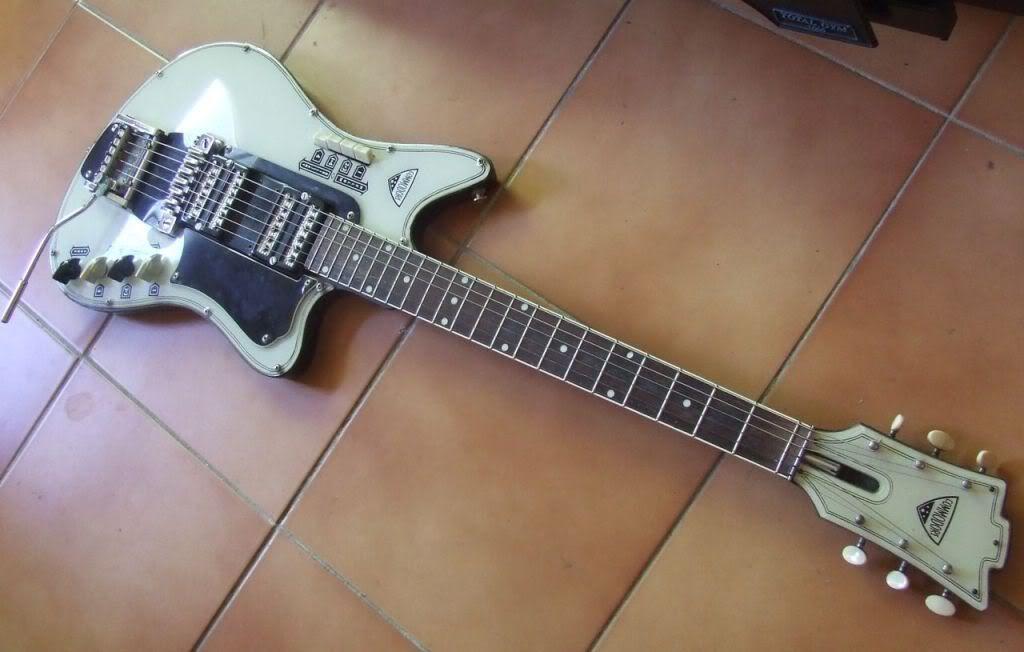 Coronado From Nz Guitar Guitar Design Cool Guitar