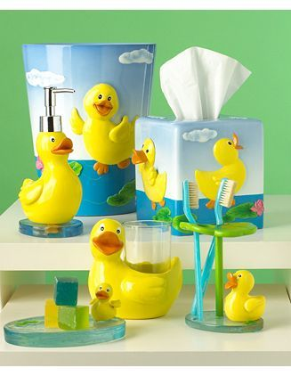 Little Rubber Ducky Duck Bathroom Rubber Ducky Bathroom Kids Bathroom Sets