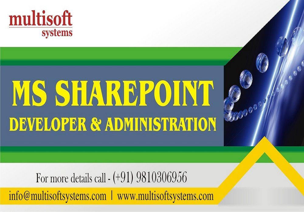 SharePoint Certification Training | Microsoft SharePoint Training in ...