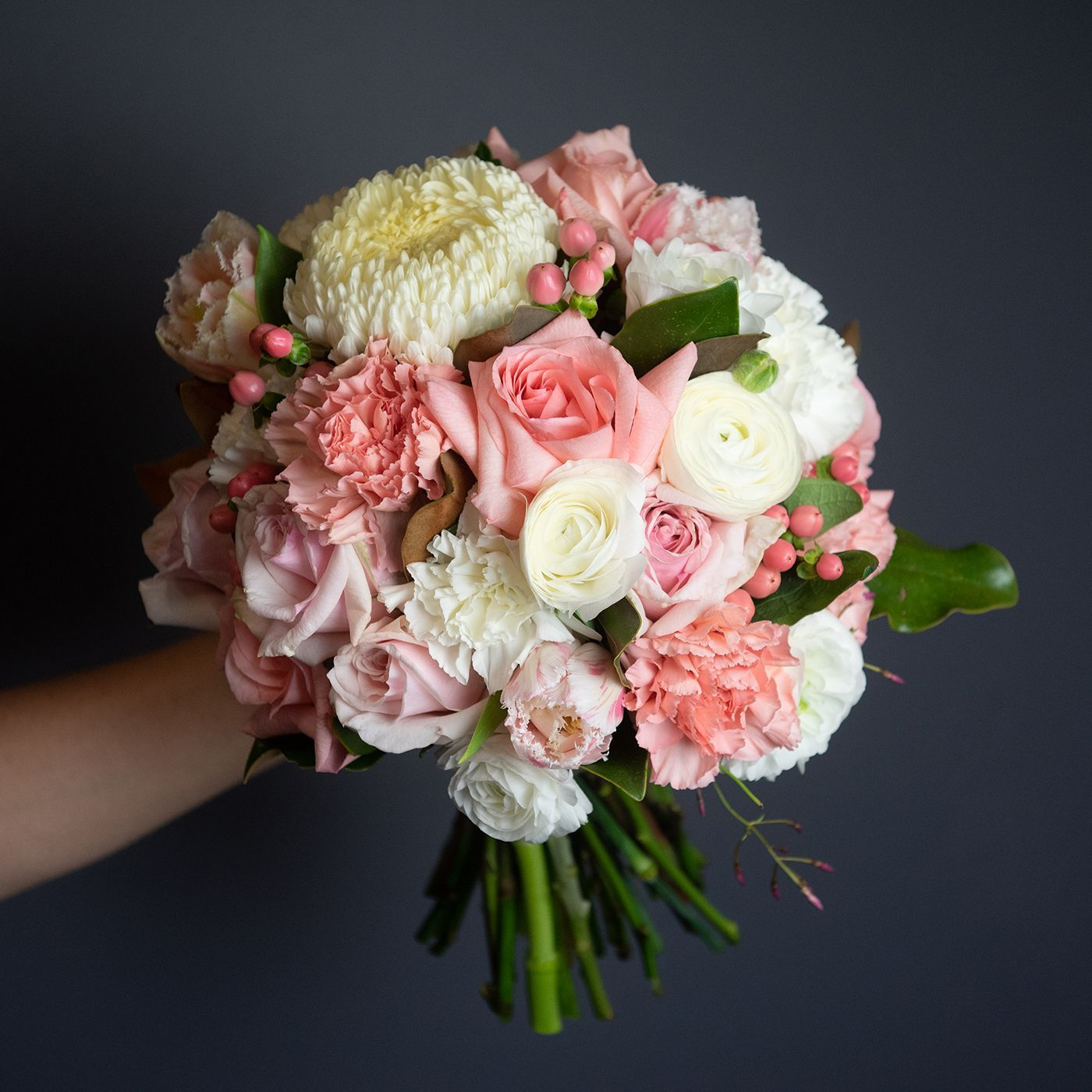 Rebecca S Oh So Sweet Bouquet Of Soft Pinks Has Us Day Dreaming Weddingwednesday Flower Bouquet Wedding Wedding Flower Packages Diy Wedding Flowers