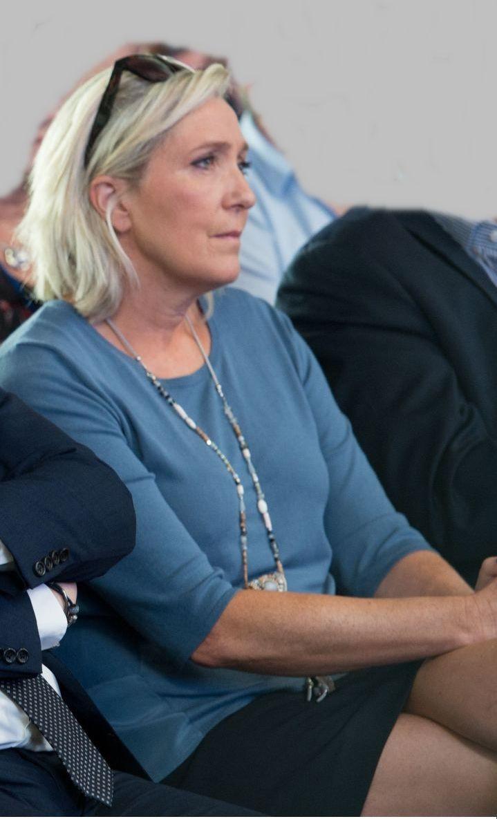 Épinglé sur Marine Le Pen