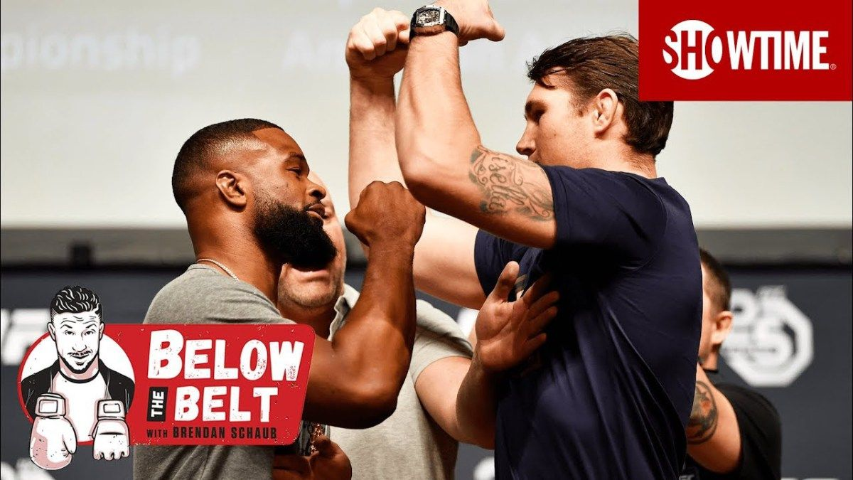 Woodley vs. Till Preview Tyron woodley, Ufc, Woodley
