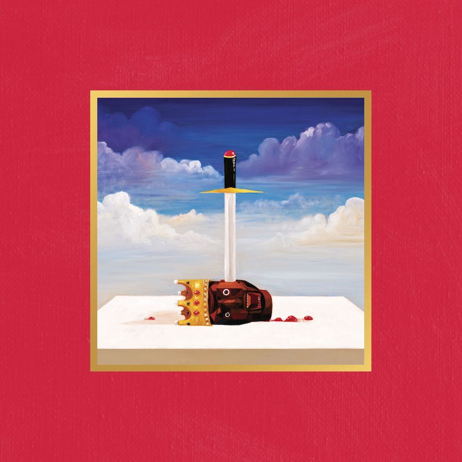 My Favorite Kanye West Album Beautiful Dark Twisted Fantasy Dark And Twisted Kanye West Albums