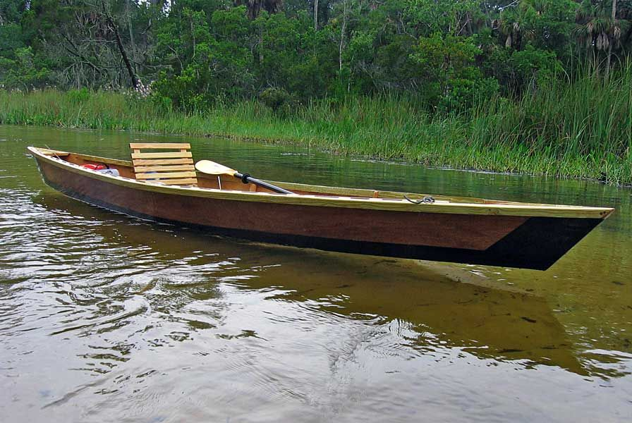 Cajun Pirogue Boat Kit Photos Want To Build Or Purchase