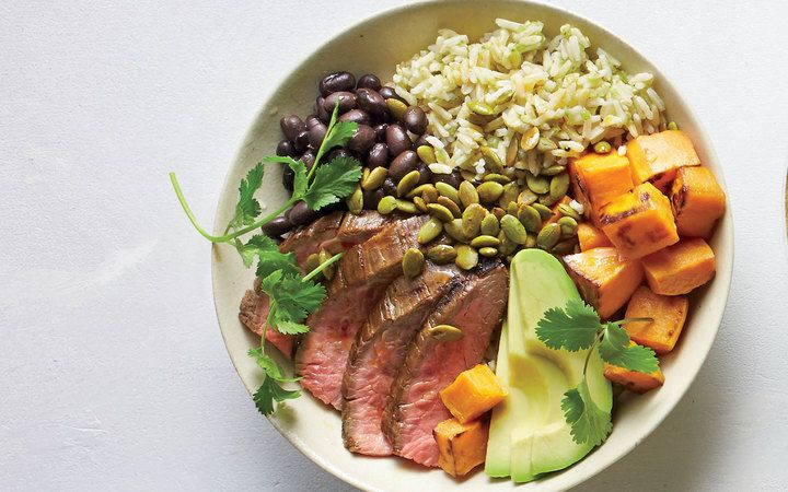 Charming Peruvian Steak And Roasted Sweet Potato Bowl From The Cooking Light Diet | Cooking  Light Diet Plan Meals | Pinterest | Light Diet, Steak And Meals.