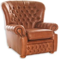 Photo of Chesterfield armchair