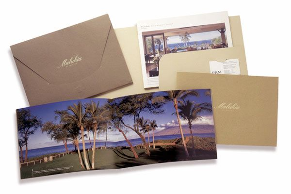 luxury real estate brochure - Khafre