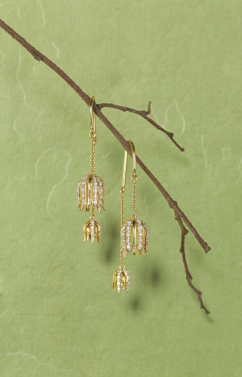 tanishq zyra jewellery collection - Sui Thaga earrings Google ...