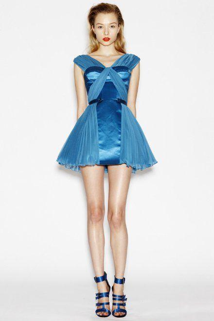 4d05ac0dce Alice in Wonderland   karen cox. Floaty Blue Dress