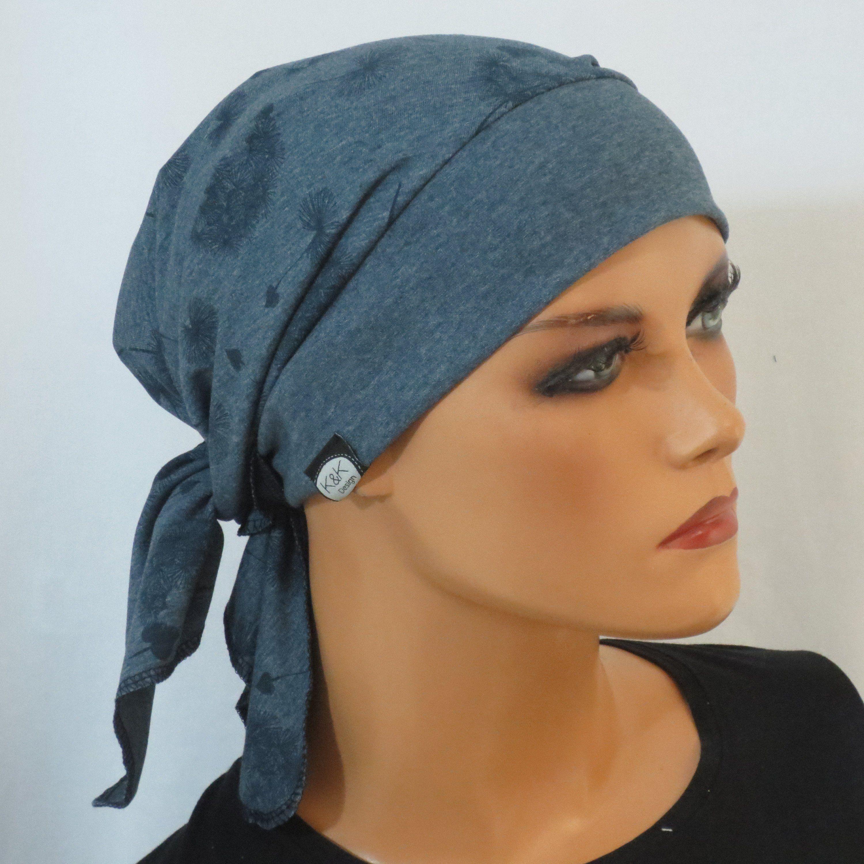 Headscarf Cap M Pusteblumen Ideal Headgear For Chemotherapy Chemome Cap Chemotuch Chemocopp Cover Turban Chemocopic Cloth Chemo Mützen Kopftuch Kopfbedeckung