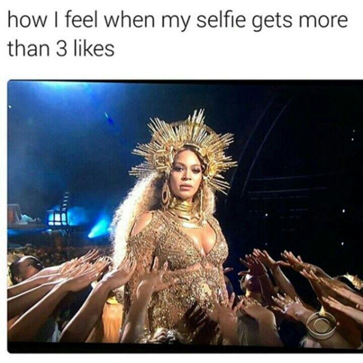 ♥♡Follow: @badgalronnie ♡♥ | Beyonce memes, Beyonce, Memes