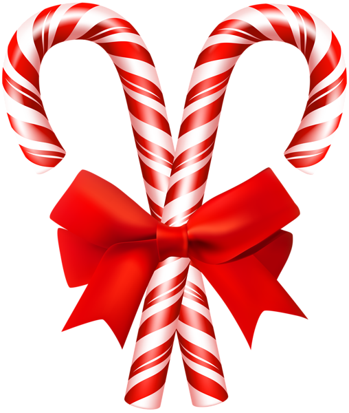 Christmas Candy Canes PNG Clip Art Image Candy cane