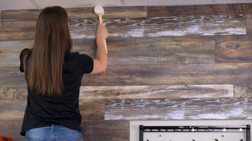 Laminat An Wand Kleben Ideen Für Kreative Wandgestaltung