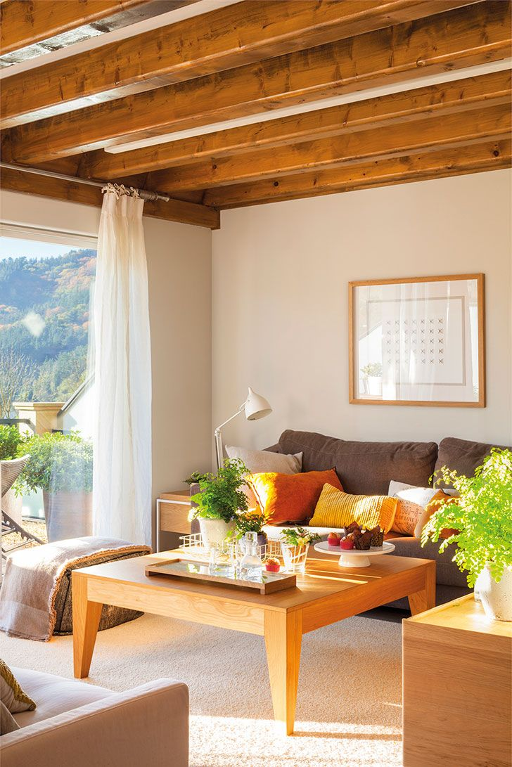 Sunny rustic home in the basque country spain pinterest