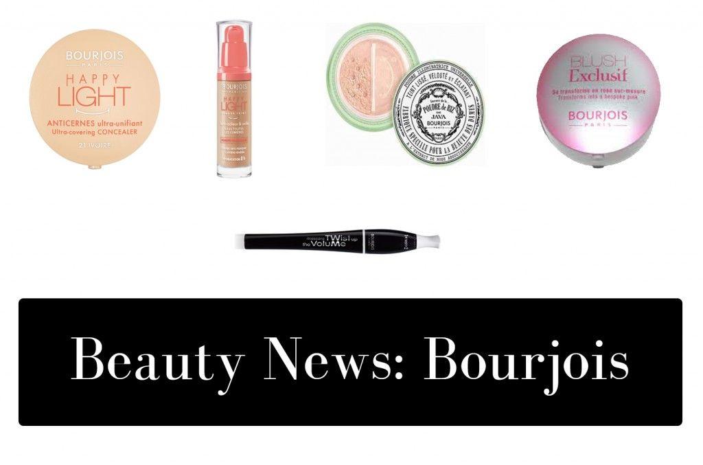 Beauty news bourjois new aw13 makeup collection