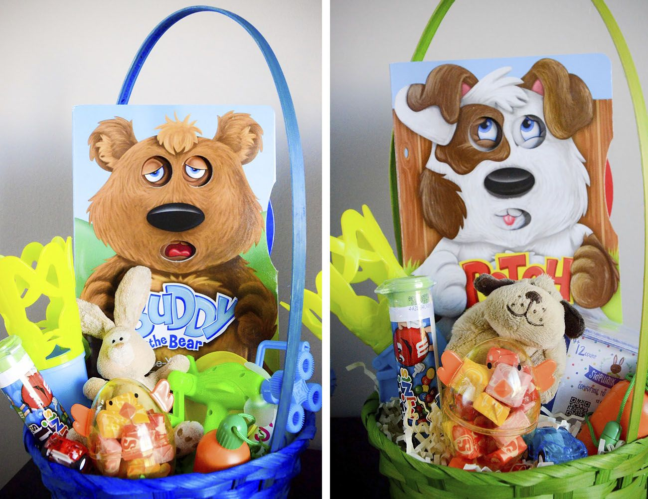 Our kind of pretty easy easter basket stuffing tips moms and dads our kind of pretty easy easter basket stuffing tips moms and dads need negle Image collections