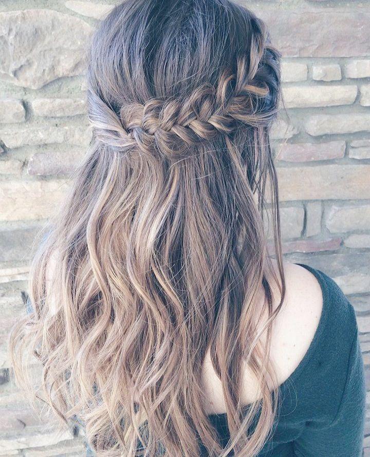 Wedding Hairstyle Near Me: 1/2 Inch Plait Braided Hard Headband Hair Bands (Motique