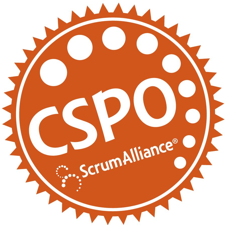 I Am Certfied Scrum Product Owner Cspo Cv Jarmo Kant Pinterest