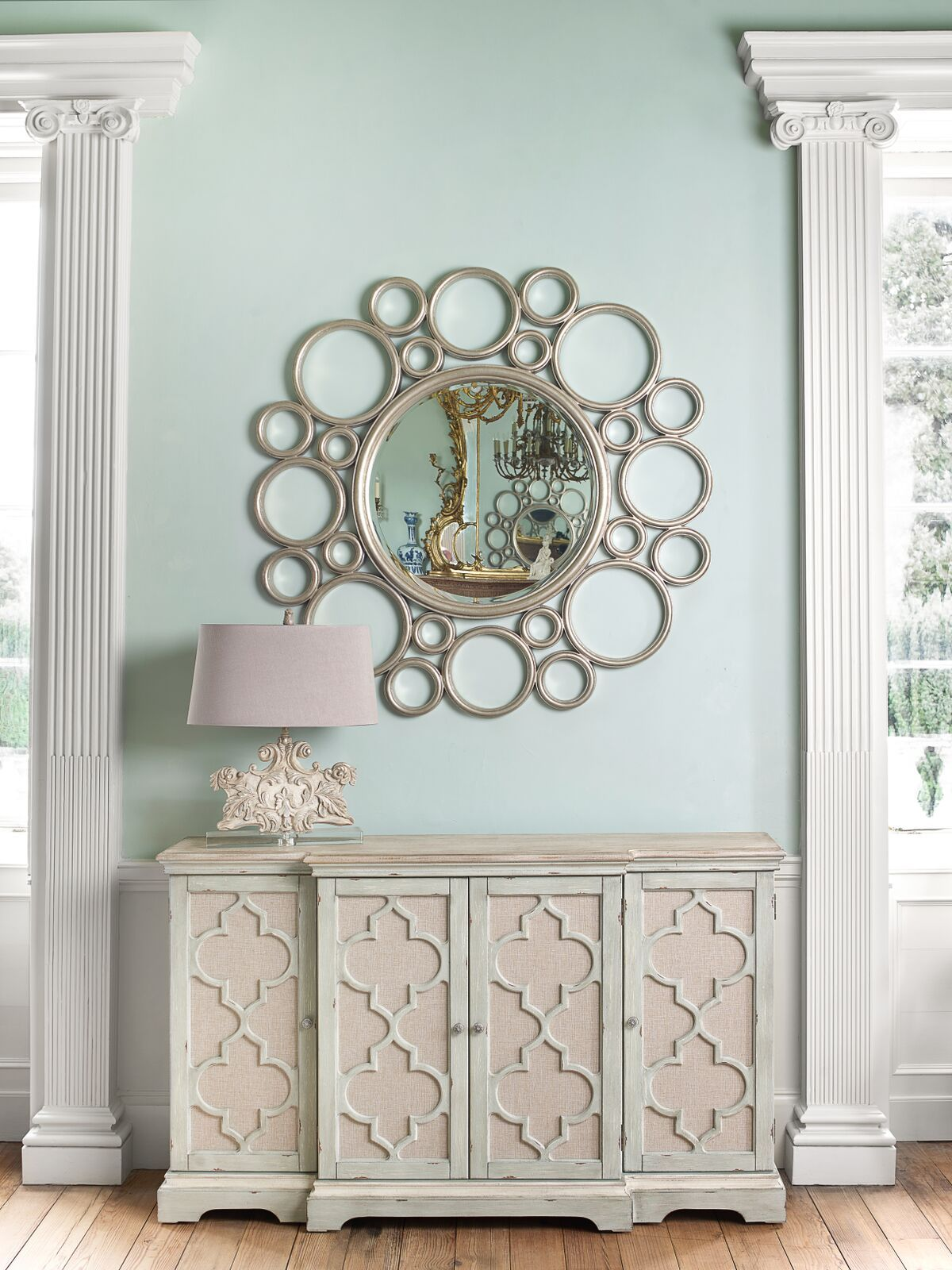 We love mirrors here at Mindy Brownes. Browse our