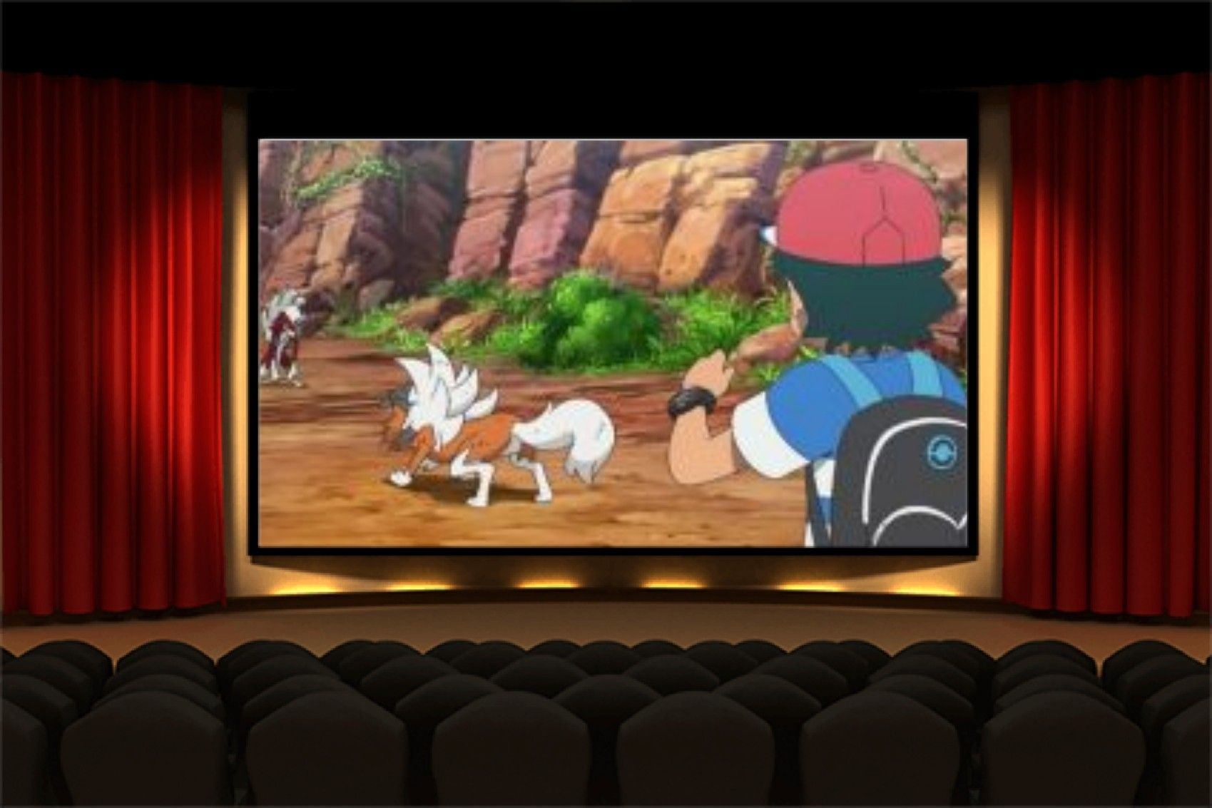 Ash vs Gladion figure set announced