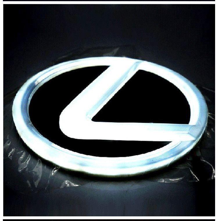 Free Shipping Lexus Led Logo Badge Lamp Ds350 Es240 Es300 Gs300 Ex250 Ct200h Rx450h Ls270 4d Lexus Led Lighted Emblem 23 99 Lexus Logo Led Logo Lexus