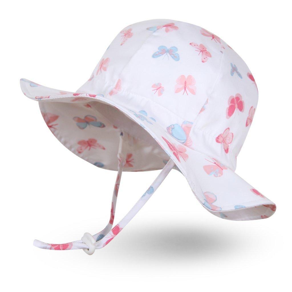 Ami/&Li tots Jungen Sonnenhut Verstellbarer Hut mit breiter Krempe Sonnenschutz UPF 50 f/ür Baby M/ädchen Jungen S/äugling Kind Kleinkind Unisex