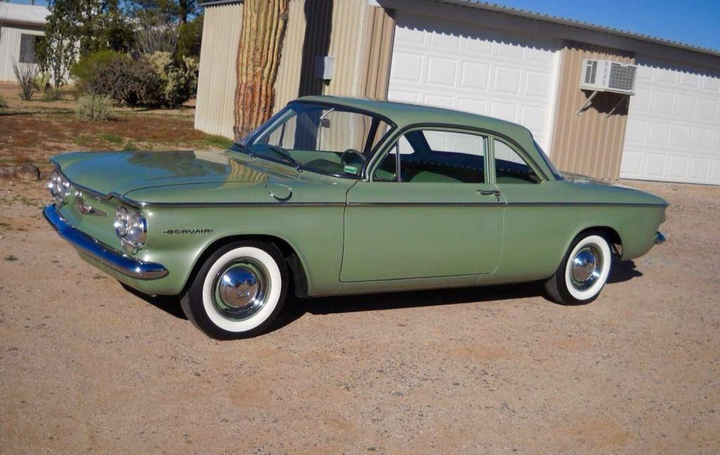 1960 Chevrolet Corvair Chevy Corvair Vintage Muscle Cars Chevrolet Corvair