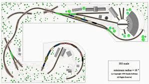Ho Model Trains Layout Buscar Con Google With Images Model Train Layouts Model Railway Track Plans Ho Model Trains