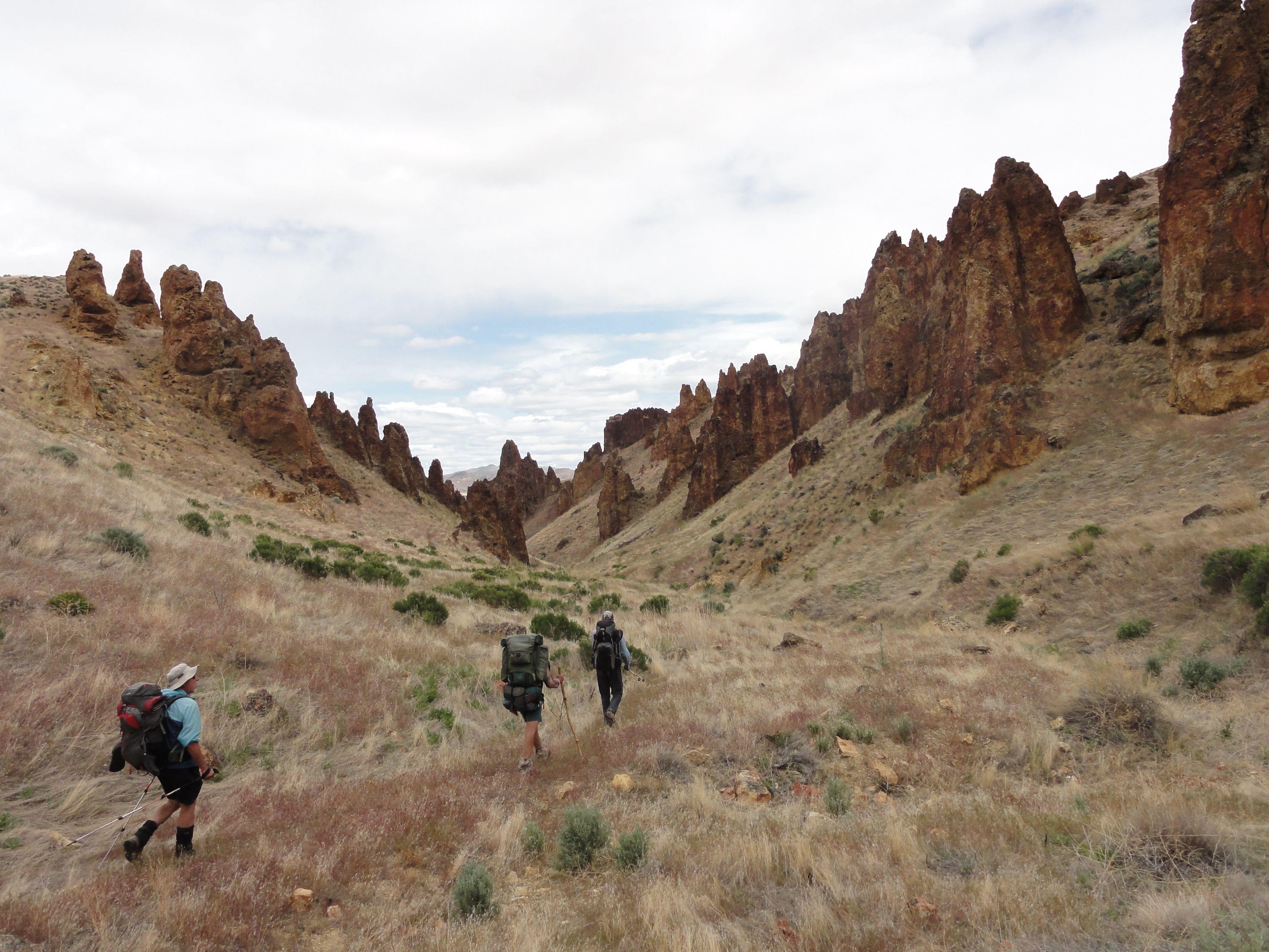 Backpacking the oregon desert trail trip visit oregon