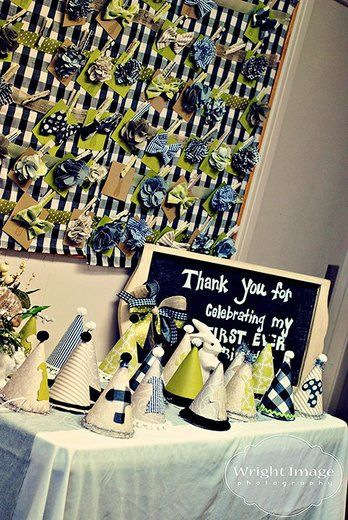 Vintage Woodland Bunny Birthday Party Ideas