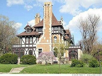 Toledo Ohio Tudor Mansion Tudors Pinterest Tudor