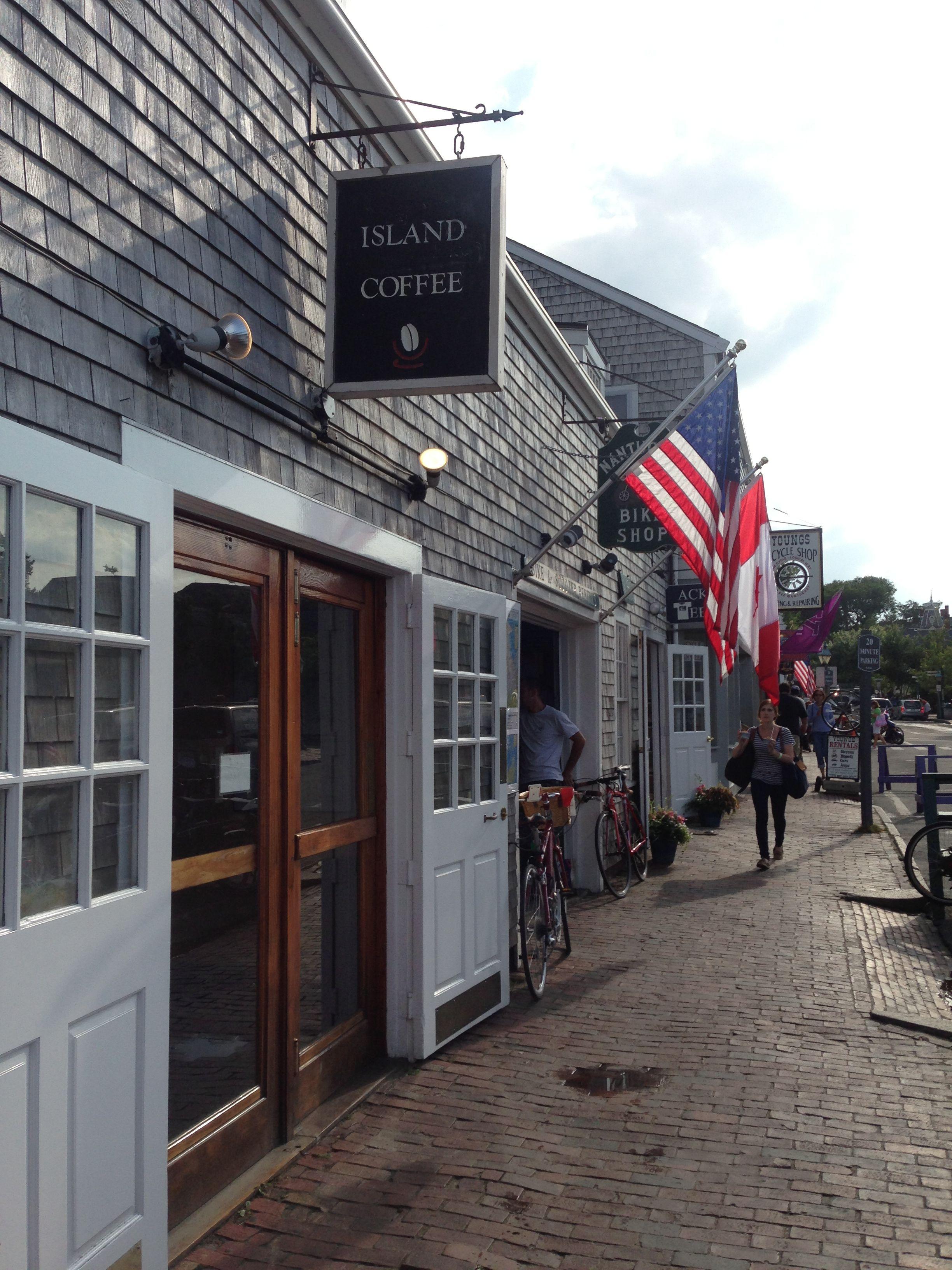 Island coffee Nantucket, MA
