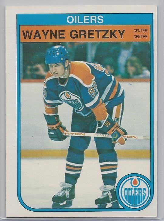 Wayne Gretzky 1982-83 OPC Edmonton Oilers # 106 NM-MT #EdmontonOilers