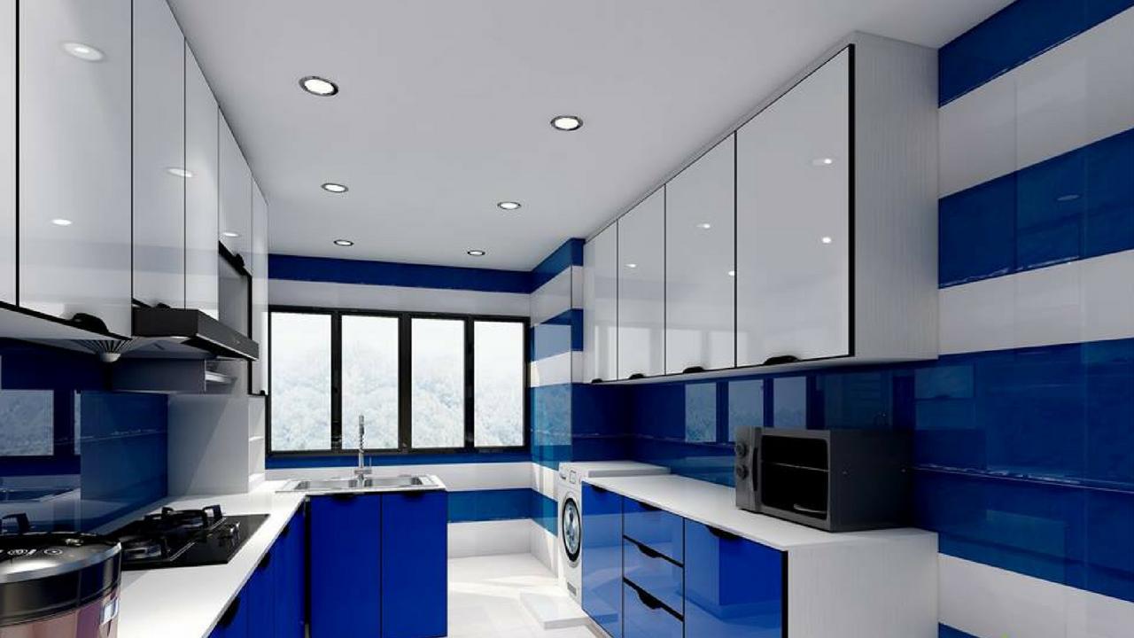 Aluminium Kitchen Cabinet Singapore Contractor House Of Countertops Aluminum Kitchen Cabinets Aluminium Kitchen Kitchen Cabinets Singapore