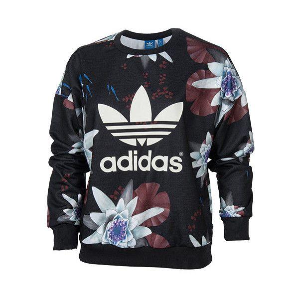 adidas Originals Sweatshirt Black - Tops