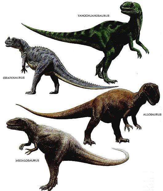 Ancient And Extinct Reptile Types The Dinosaurs Mythological Animals Dinosaur Prehistoric Animals