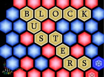 Point Blockbusters Template You Can Edit This To Suit Many Subjects