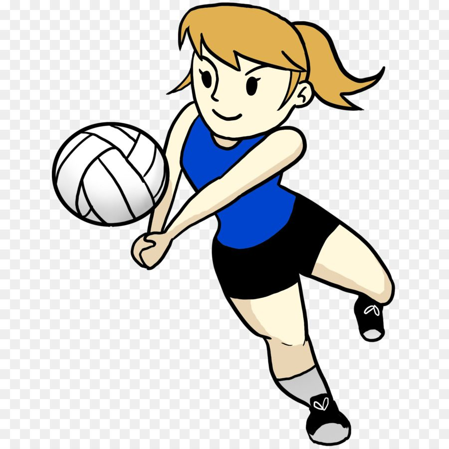 Beach Volleyball Cartoon Clip Art Cartoon Volleyballs 1800 1800 Is About Shoe Human Arm Happiness Cartoon Clip Art Kids Sports Crafts Cartoon Volleyball