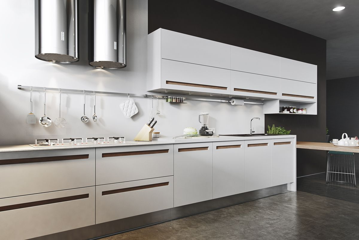 The visualization of \'Neo\' kitchen for Rimi factory. Based on ...