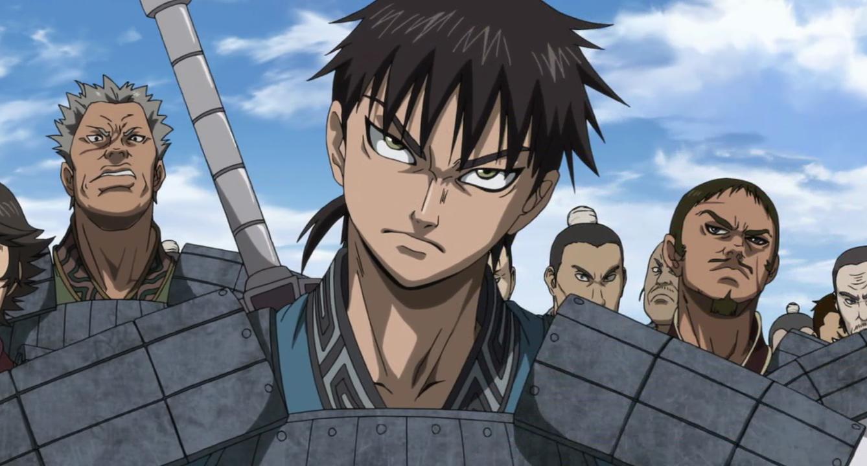 Afbeeldingsresultaat voor kingdom anime キングダム