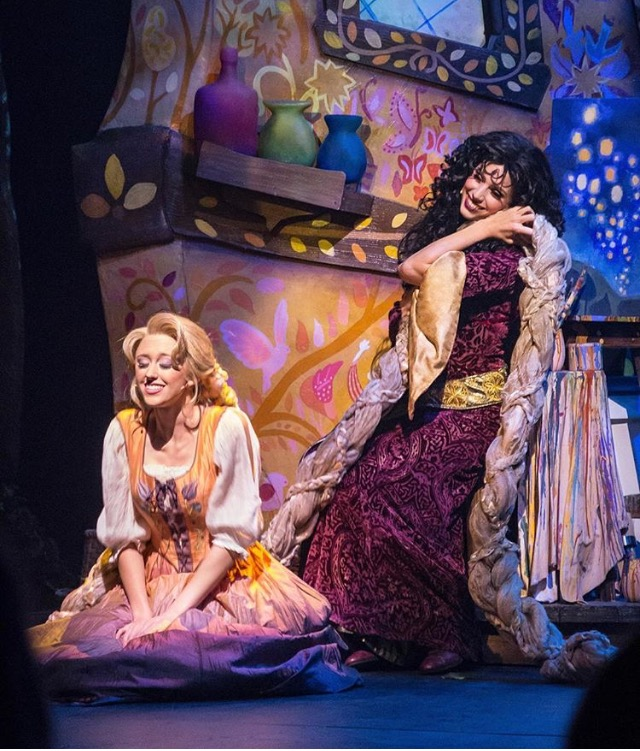 GAIL BENNETT AS MOTHER GOTHEL IN ...   Rapunzel cosplay, Disney ...