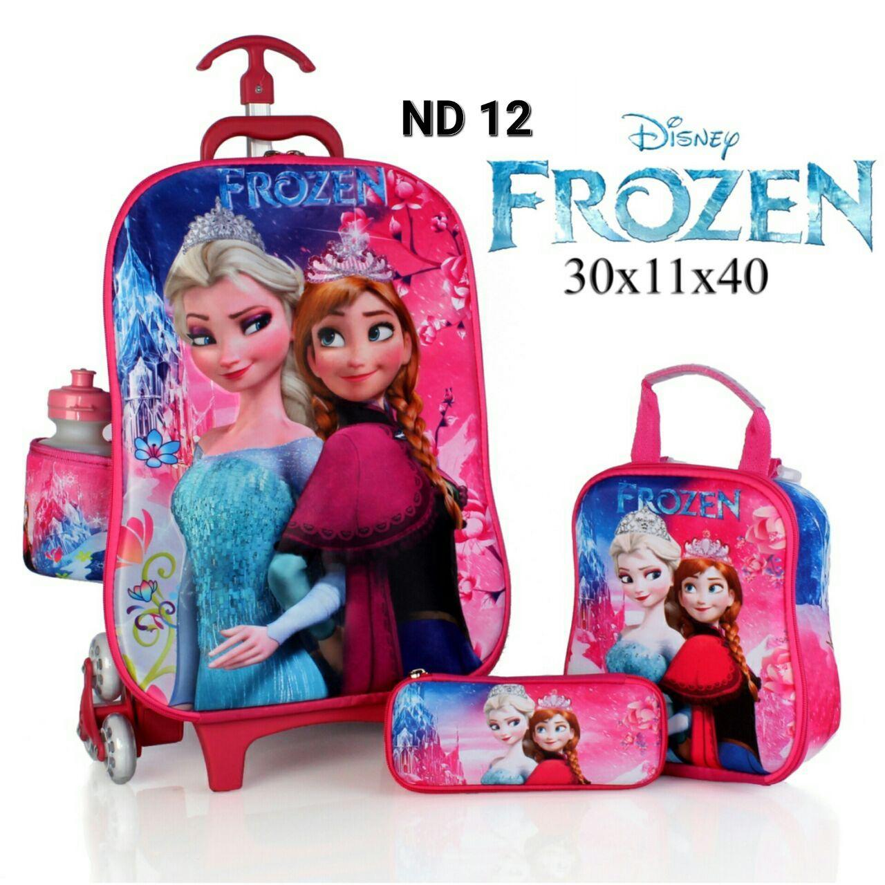 Tas Trolley Anak Sekolah Frozen Murah Mini Pink6 Cek Harga Terkini Garsel Troli Sekolahcasual Dolby 471 Gwi 8319 Pink Perempuan Laki