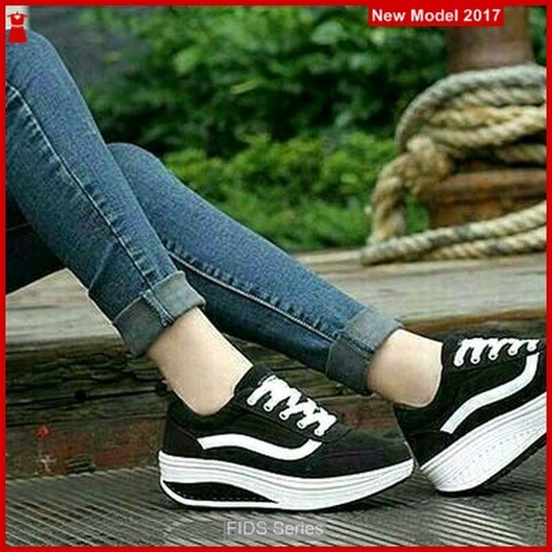 Fids094 Sepatu Wanita Sepatu Kets Unik Sepatu Perempuan Sepatu