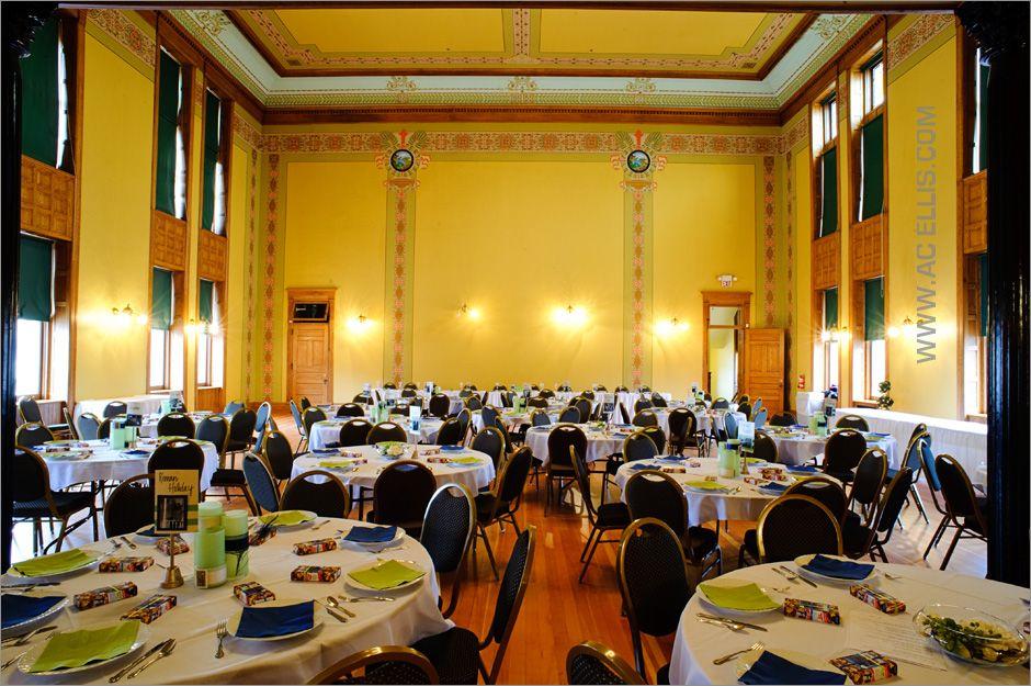 Old Courthouse Museum South Dakota Wedding Venue Wedding