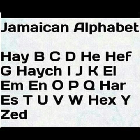 Jamaican Quotes Classy Jamaican Alphabet  Jah Rasta  Pinterest  Best Caribbean Jamaican
