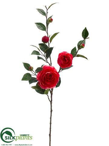 Artificial Camellia Flower Silk Camellia Flower Flower Arrangements With Camellia Flower Camellia Flower Flower Arrangements Flowers