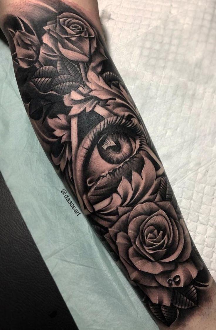 Deatailedtattoo Eyetattoo Tattoos Deatailedtattoo Eyetattoo Tattoos Tatuajes Para Hombres Tatuaje Ojos De Tigre Hombres Tatuajes