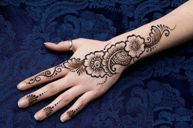Arabic Mehndi Design Pdf