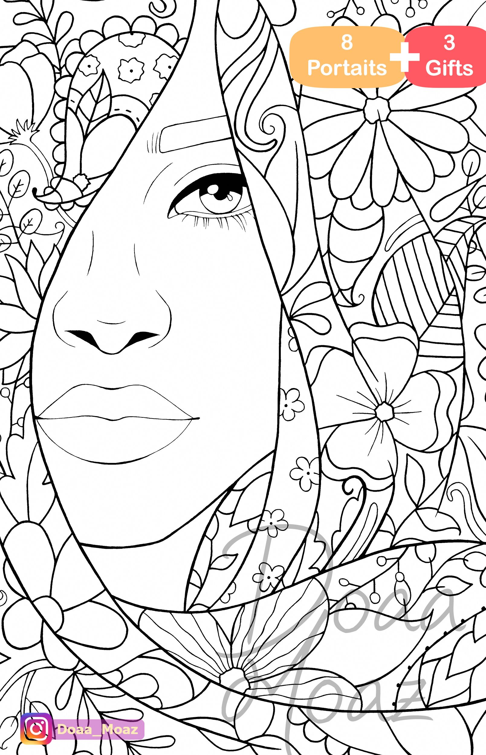 Grey Coloring Pages