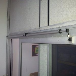 Lovely Automatic Sliding Screen Door Closer